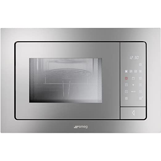 Smeg FME120, 1200 W, Acero inoxidable, 595 x 340 x 390 mm ...