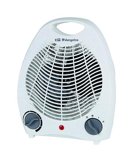 Orbegozo FH 5115 Interior Blanco 2000W Calentador eléctrico de ventilador - Calefactor (Calentador eléctrico de