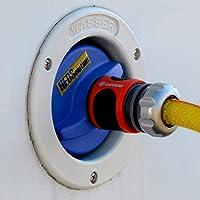HEOSwater watertankdeksel 5251 Connector universeel met Gardena-aansluiting