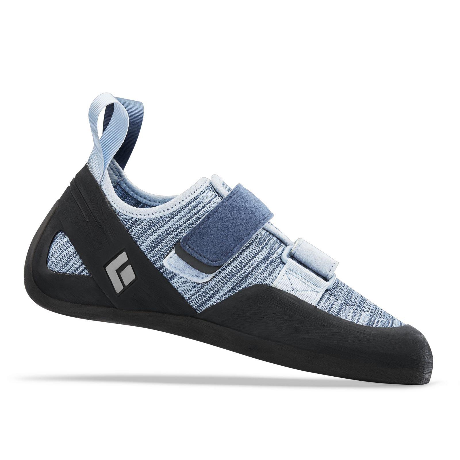 Black Diamond Momentum Climbing Shoe - Women's Aluminum 9.5 by Black Diamond