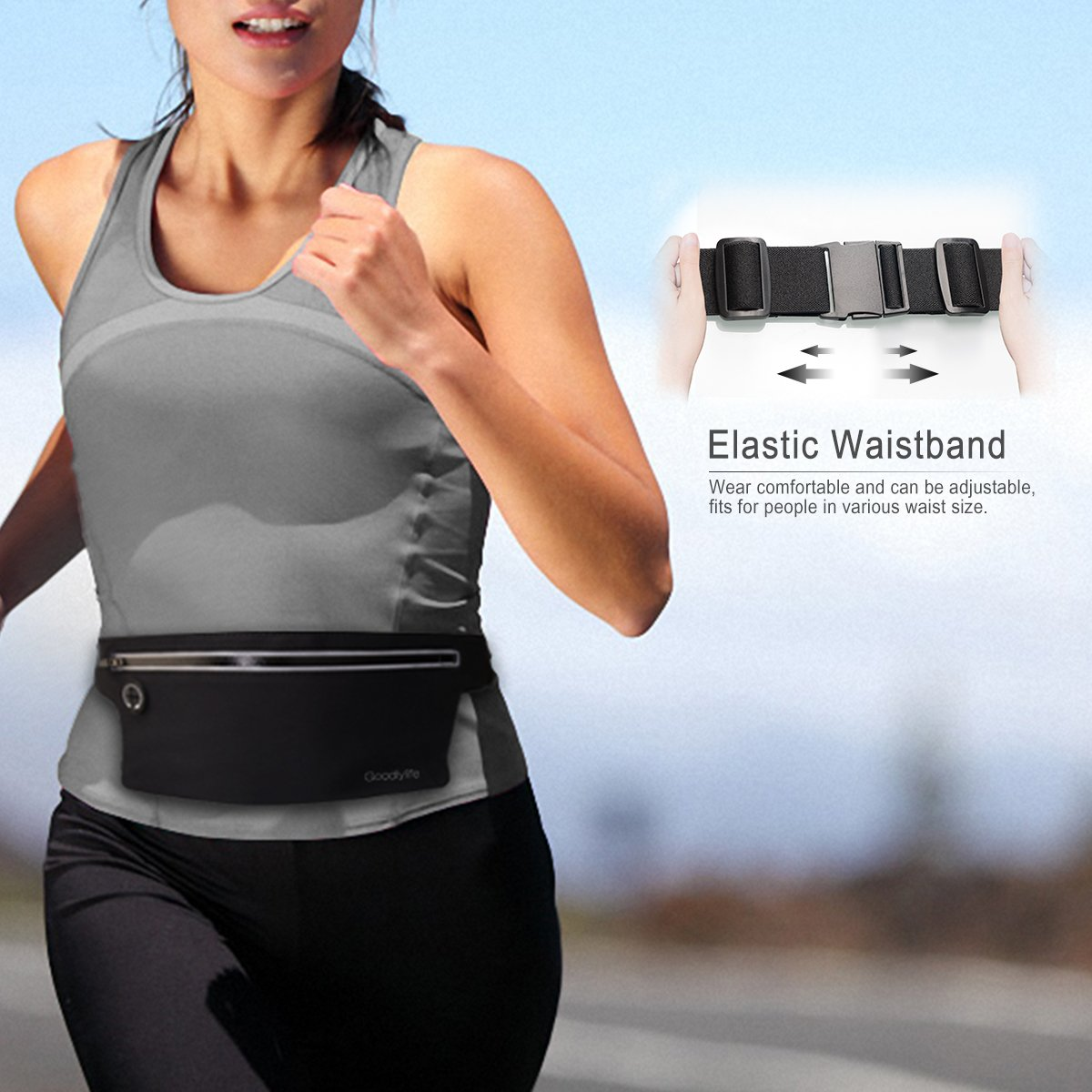 Workmanship In New Fashion Adjustable Running Sport Gym Armbands Bag Case For Iphone 6 6plus 5s 5c 5 4s 4 Waterproof Jogging Mobile Phone Belt Cover Exquisite
