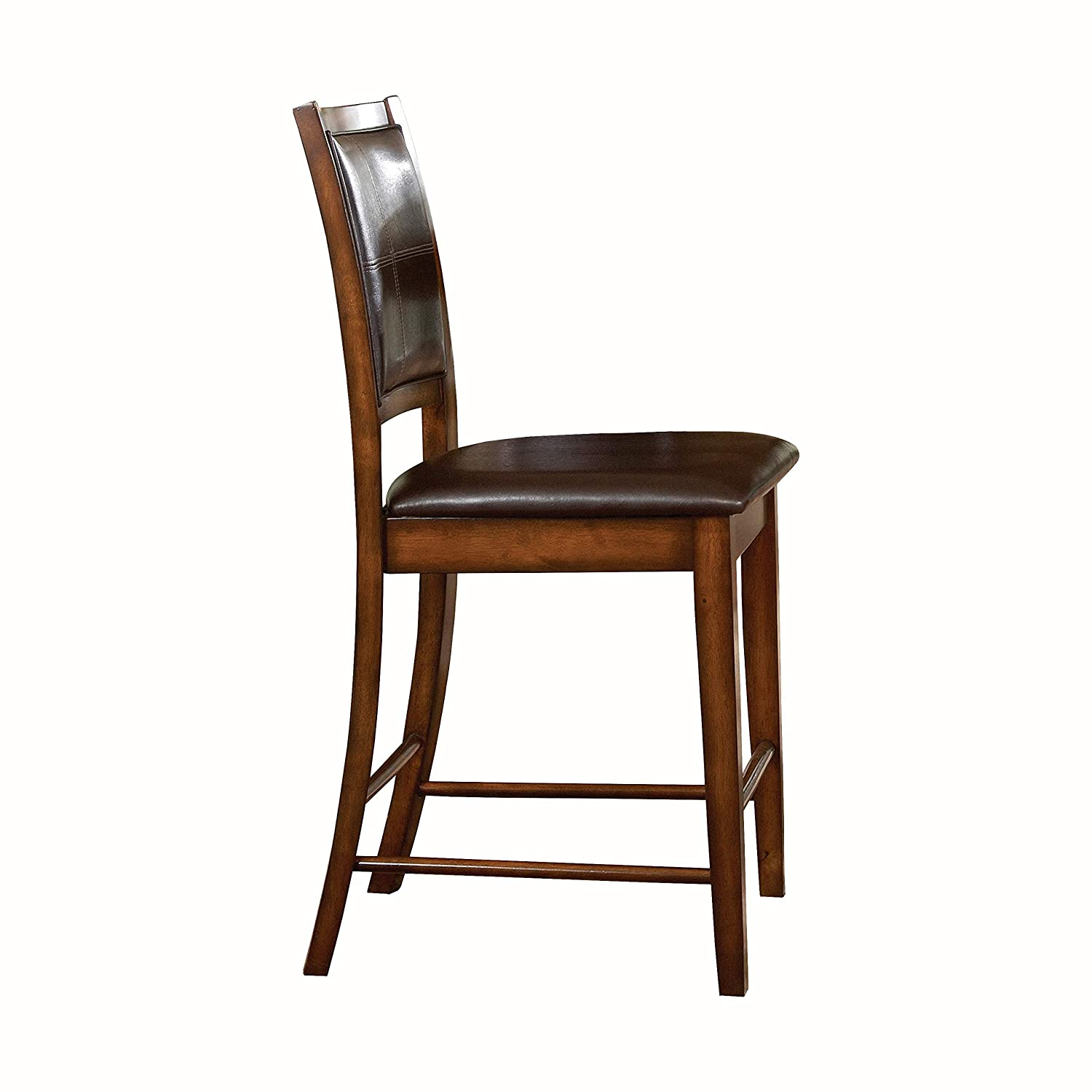 Verona Counter Height Chair Set of 2 By Homelegance Furniture