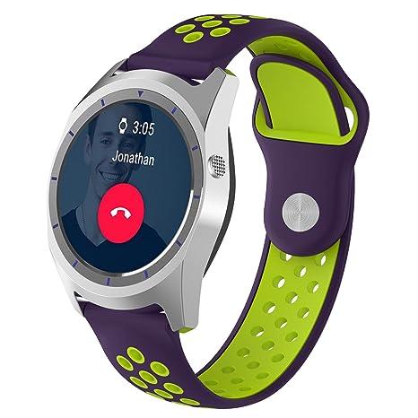Chofit For Vector Contemporary Luna Smartwatch: Amazon.es ...