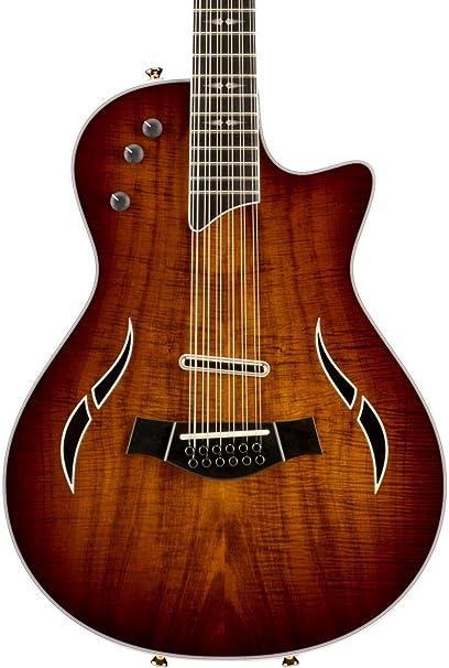 Taylor t5z Custom KOA superior guitarra electroacústica guitarra ...