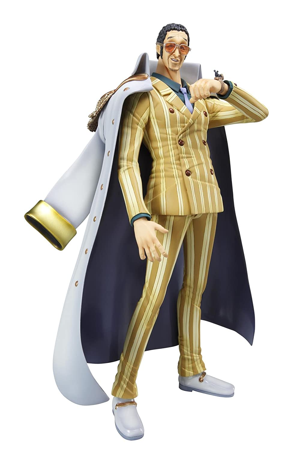 Portrait.Of.Pirates P.O.P One Piece NEO-DX Statue Kizaru Borsalino PVC Figure by Megahouse