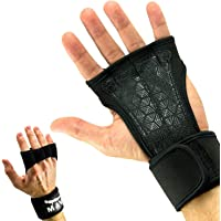 Mava Sports Cross Training Gloves with Wrist Support for WODs,Gym Workout,Weightlifting & Fitness-Silicone Padding, No Calluses-Suits Men & Women-Weight Lifting Gloves for a Strong Grip