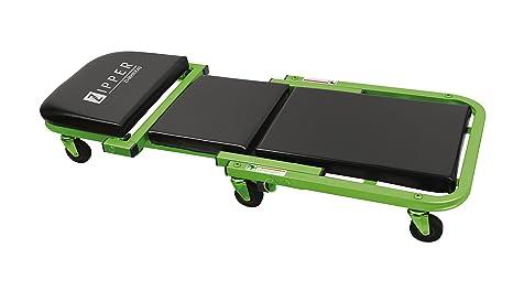 ZI-MHRK40 combo de camilla y taburete de mecánico