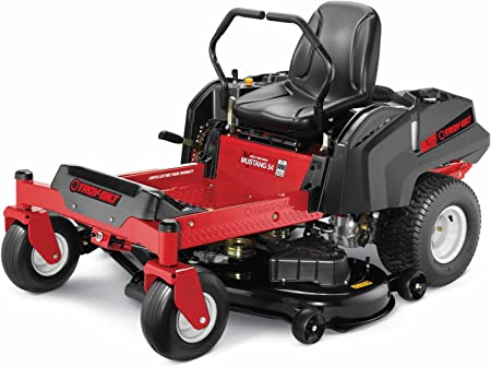 Amazon.com: Troy-Bilt Mustang 54 25hp 54-inch Zero-Turn ...