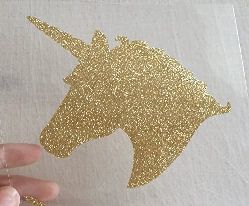 IRON-ON Neon Glitter Snowflake T shirt Transfer Craft vinyl Sticker Christmas