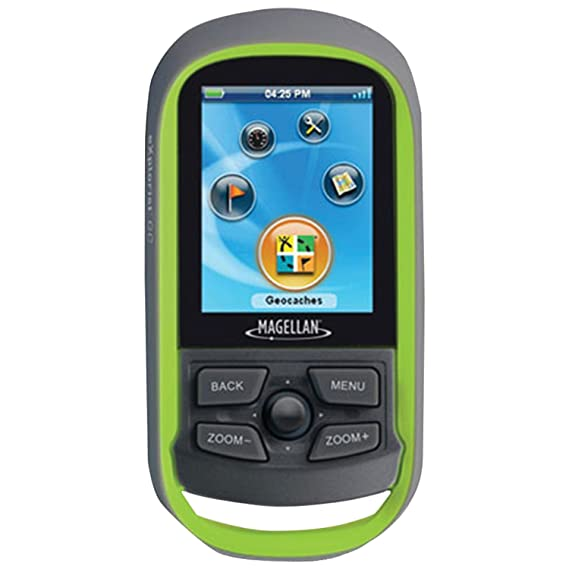 amazon com magellan explorist gc waterproof geocaching gps home rh amazon com