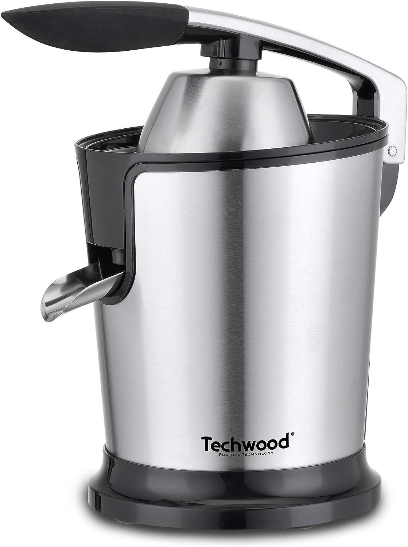 Techwood Presse Fruit INOX Electrique 160W: