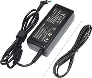 45W 719309-001 AC Adapter Charger for HP Pavilion x360 15-f233wm 15-f272wm 15-f387wm 17-g119dx 17-g121wm 719309-003 Laptop Power Cord Supply