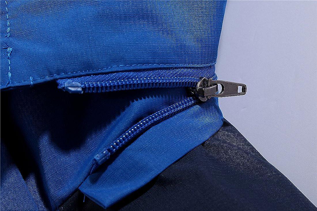 268 Outdoor Hiking Traveling Jacket Lightweight Windbreaker Waterproof Raincoat