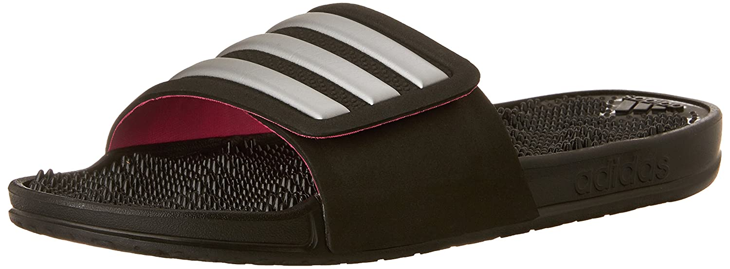 b472c282c5bad adidas Performance Women s Adissage 2.0 Stripes W Athletic Sandal outlet