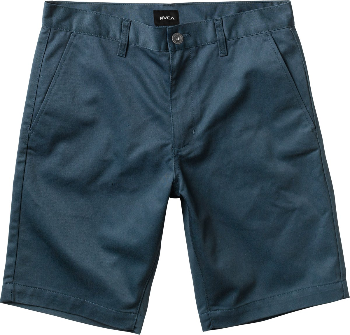 RVCA Men's Wk-End Strch Shrt, Midnight, 32