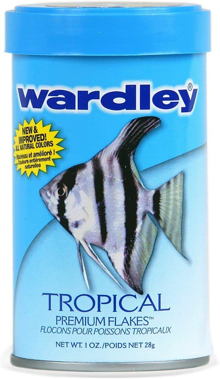 Wardley Products Tropical Flakes 1oz (6 Pack)