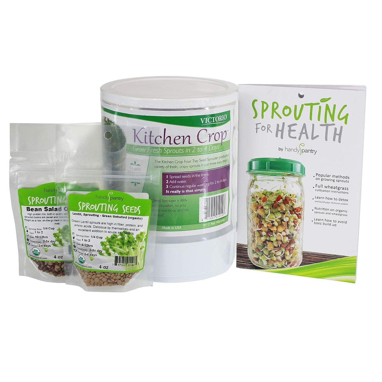 Handy Pantry Kitchen Crop Sprouting Kit