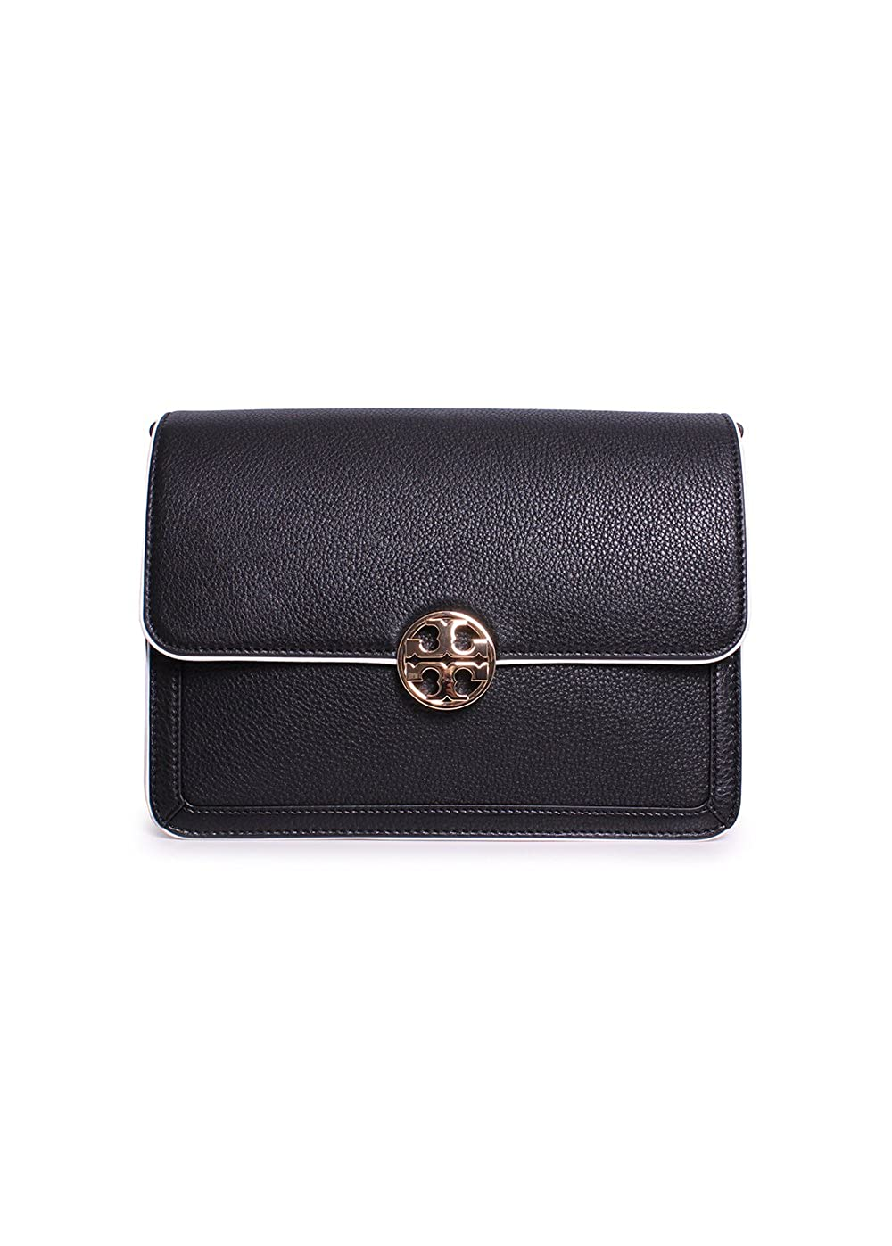 26bcc55ca6b Amazon.com  Tory Burch Duet Chain Ladies Large Leather Shoulder Bag  31332004  Watches