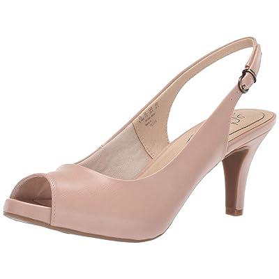 LifeStride Women's Teller Heeled Sandal Blush 10 M US | Heeled Sandals