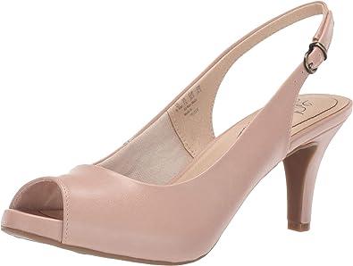 Teller Heeled Sandal, Blush
