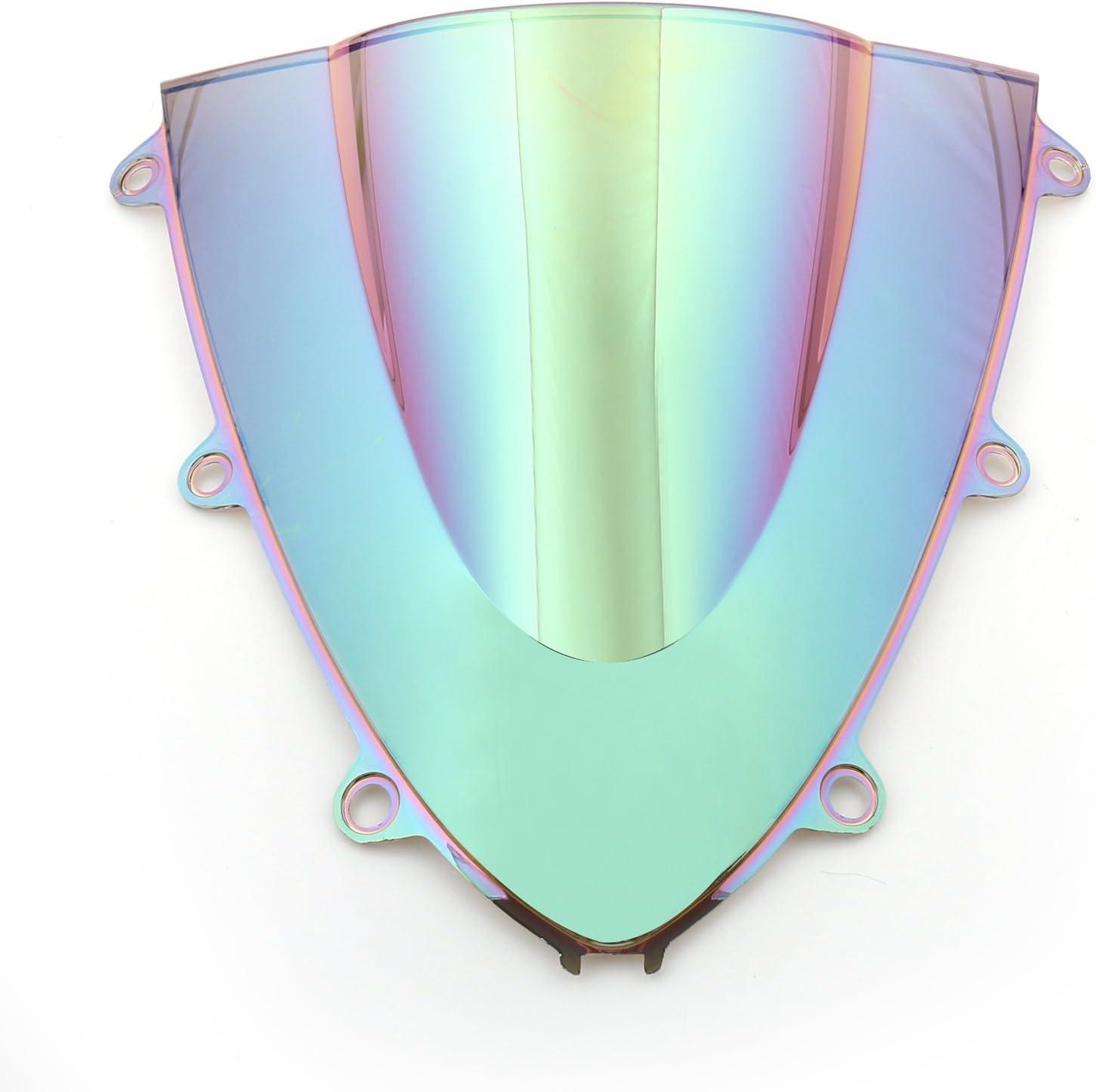 Pare Brise Avant Moto Pare-vent Windshield Windscreen pour HON-DA CBR1000RR CBR 1000 RR 2008-2011 Artudatech Pare-Brise de Moto