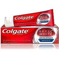 Colgate Optic White Instant Whitening Toothpaste,75ml