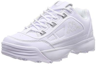 size 40 2d02c ce2b4 Kappa Damen Rave 242681-1010 Sneaker