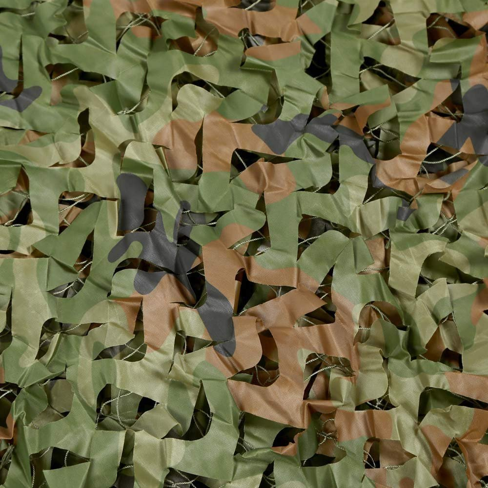 Poser Woodland Camouflage Net Sonnencreme Sonnencreme Sonnencreme Net Jagd Camo Net Camping Hide Military Camo Für Kinder Auto-Zelt B07LCR51G8 Kuppelzelte Neuer Eintrag 397071
