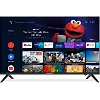 SANSUI ES65E1A, 65 inch UHD HDR Smart TV with Google Assistant (Voice Control), Screen Share, HDMI, USB(2021 Model)