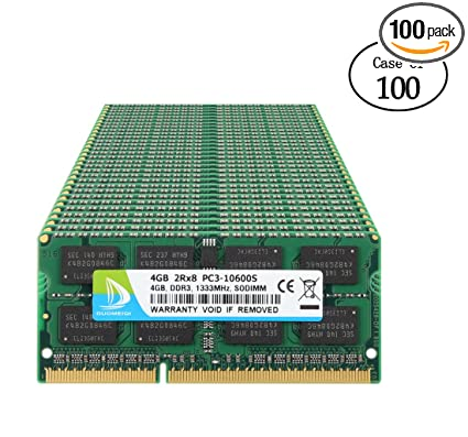 Nanya 4GB 2RX8 PC3-10600S DDR3 1333Mhz 204pin Memory Laptop Notebook RAM DIMM