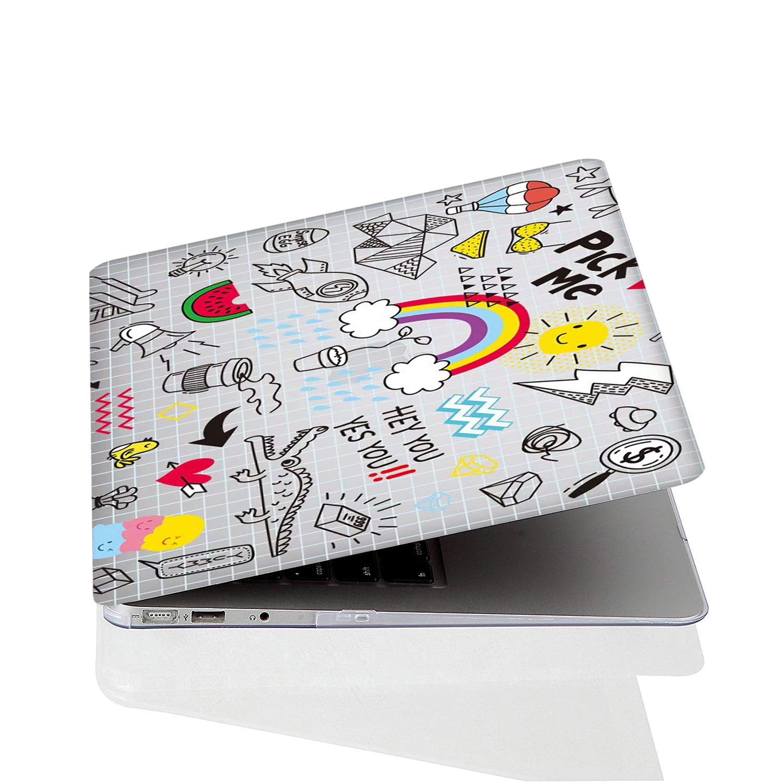 MacBook Air 11 Case AQYLQ Macbook Air 11.6 inch Hard Shell Case Protective Cover for Macbook Air 11.6 Model: A1370//A1465 ,765 grey plaid
