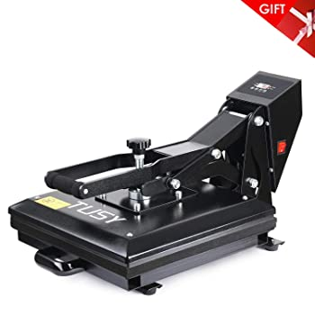 TUSY Industrial Quality Heat Press Machine for T-Shirts