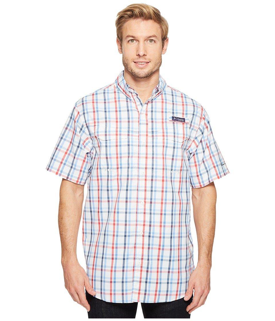 Columbia Herren Super Niedrig Drag Short Sleeve Shirt