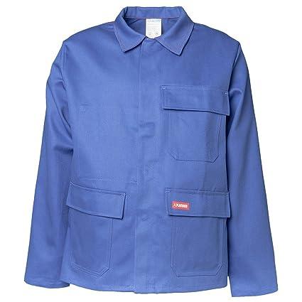 Planam 1702052 protección soldadura/calor chaqueta 360 g/m² talla 52 Bugatti