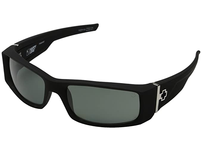 Amazon.com: Spy Optic Hielo - Gafas de sol, Negro, talla ...