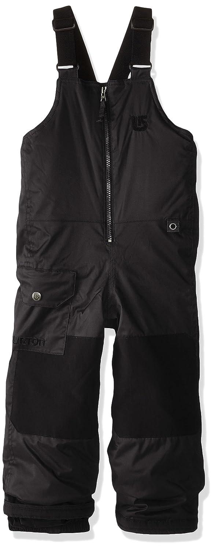 Burton Boy's Minishred Maven Bib Pant, True Black, 3T Burton Snowboards 130521
