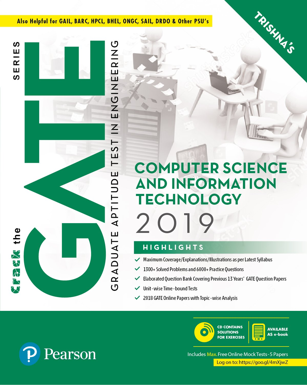 Buy GATE Computer Science and Information Technology 2019 Book