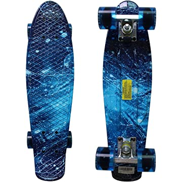 powerful Rimmable Mini Cruiser
