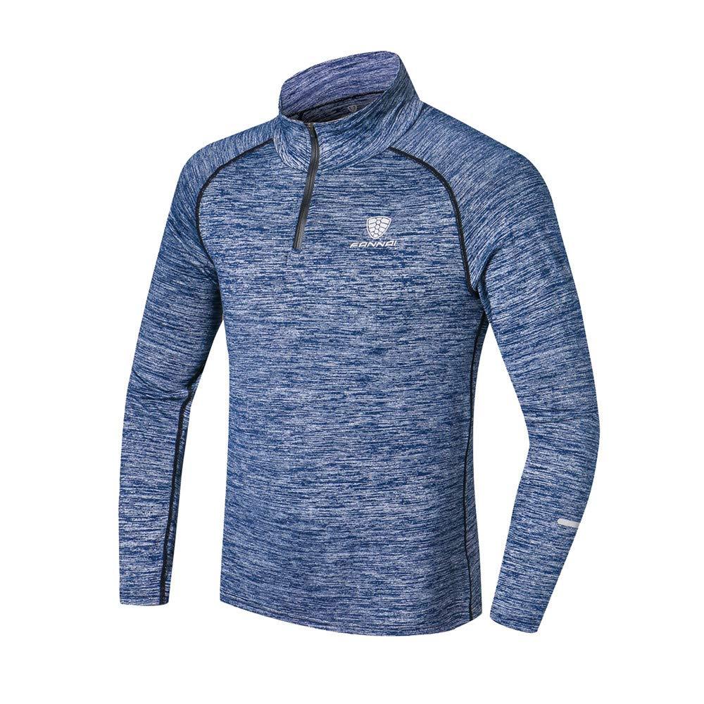 YpingLonk Camiseta Hombre Fitness Traje de Entrenamiento Al Aire ...