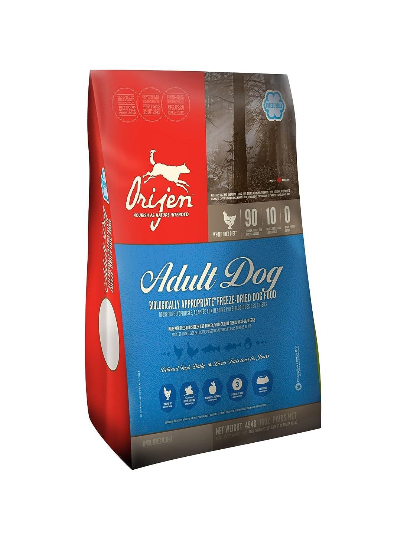 Orijen Adult Dog Freeze Dried - ca. 12 Medaillons