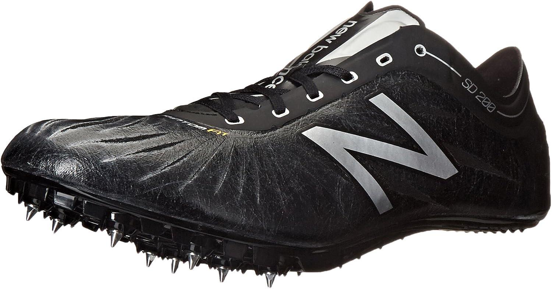 Destino FALSO suelo  New Balance Men's SD200V1 Track Spike Shoe | Track & Field & Cross Country  - Amazon.com