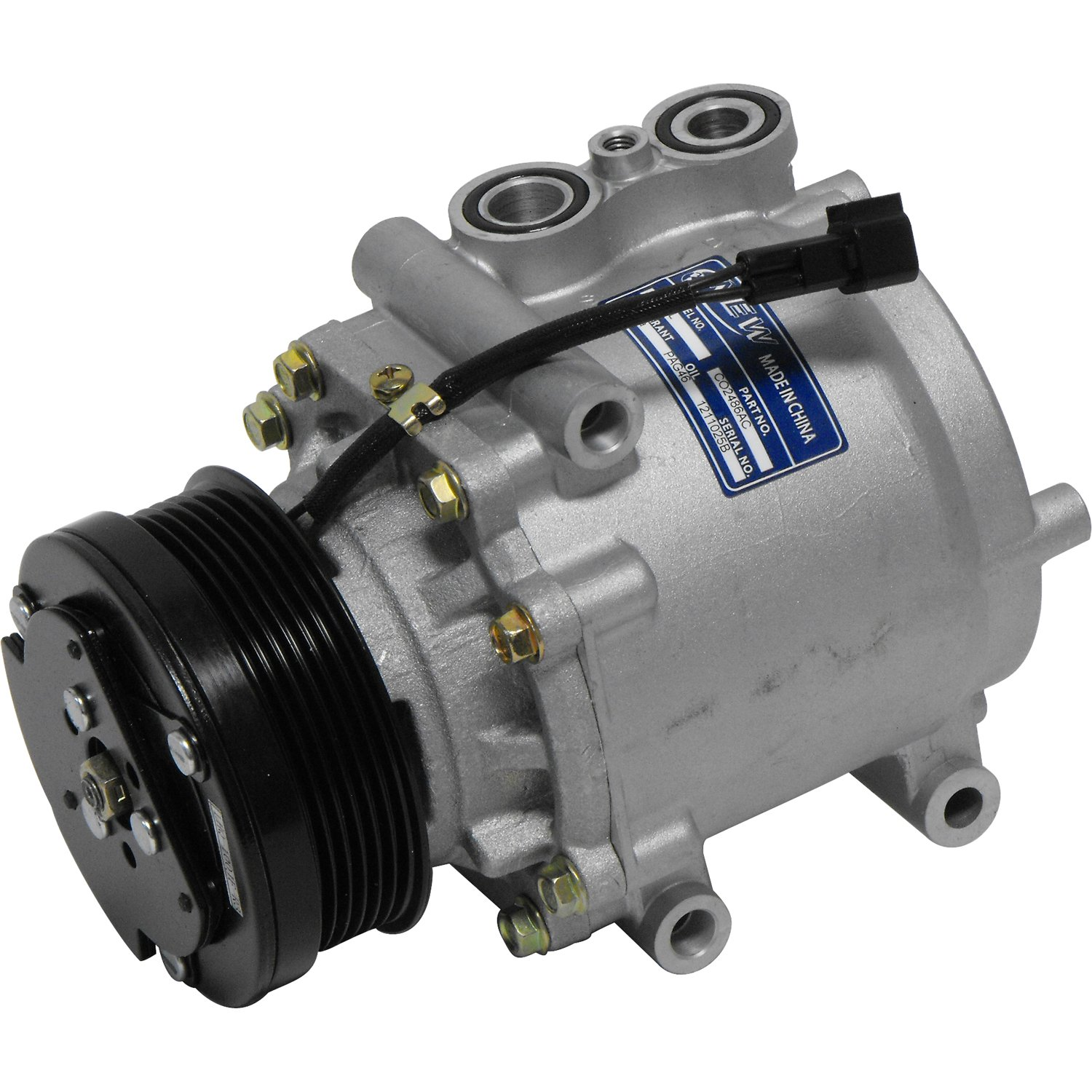 71dmZ9I1LwL._SL1500_ amazon com compressors & parts air conditioning automotive  at webbmarketing.co