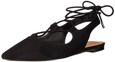 Franco Sarto Women's L Snap Ballet Flat B019J5TT4O