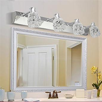 Die einfache LED-Spiegel vorne Leuchten/Badezimmer Badezimmer ...