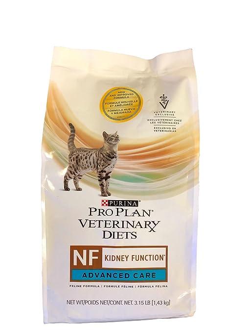 Amazon.com : Purina Pro Plan Veterinary Diets 17887 Ppvd Feline Nf Advn Care Cat Food, 3.15 lb : Pet Supplies