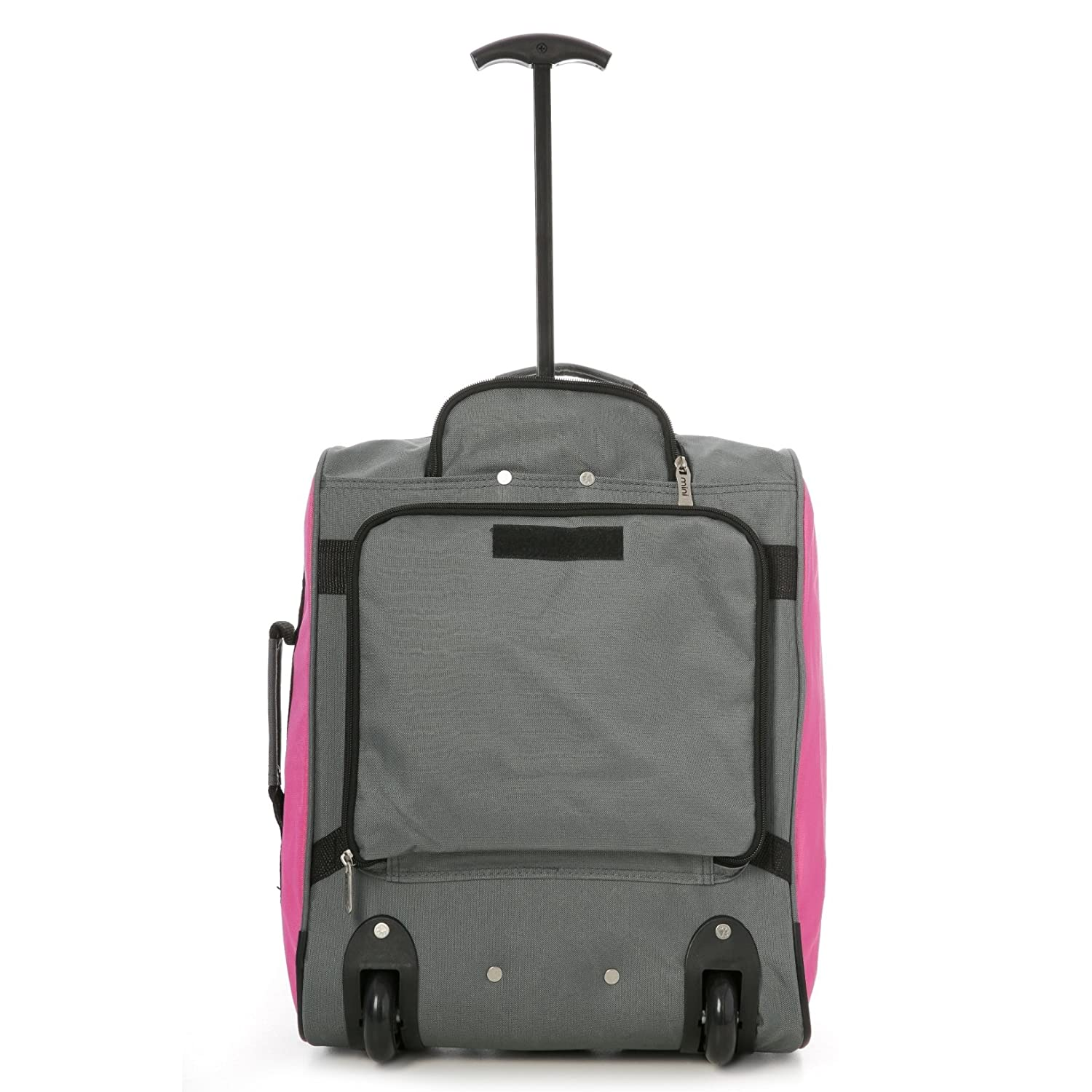 minimax kinder kinder handgep ck fortf hren trolley koffer mit rucksack. Black Bedroom Furniture Sets. Home Design Ideas