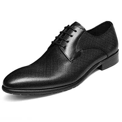 GIFENNSE Mens Dress Shoes - Fashion Oxford Shoes for Men | Shoes