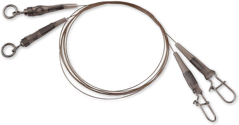 Quantum Q-Leader Edelstahl 30 cm camo Steel