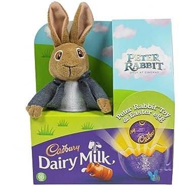 Limited Edition Cadburys Peter Rabbit Plush Easter Egg