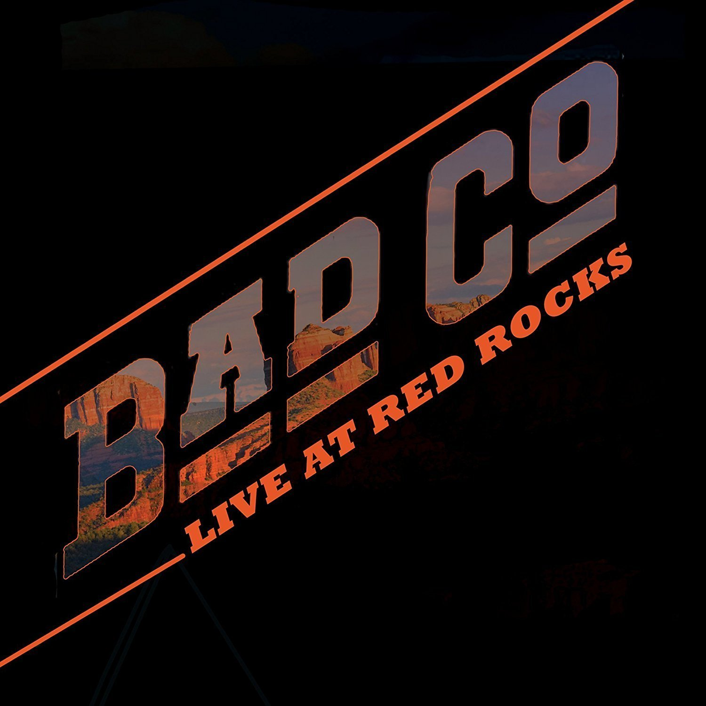 Blu-ray : Bad Company - Live at Red Rocks (Blu-ray)